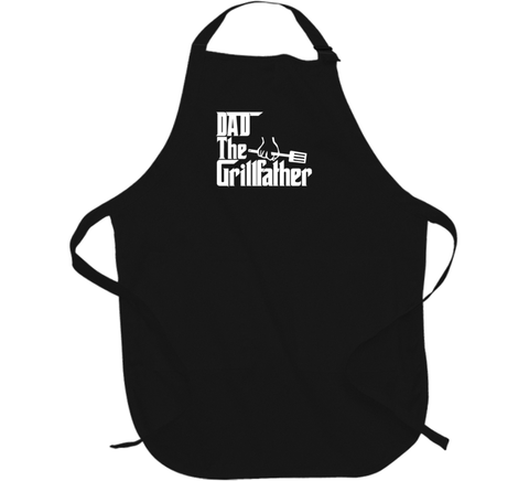 Parody / Barbecue Apron - Retro Guy Apparel