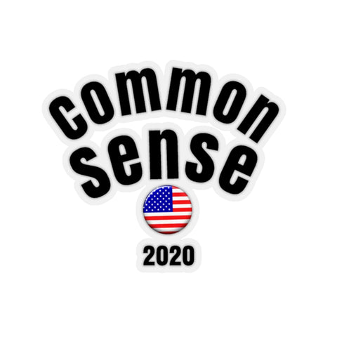 CommonSense/flag/Kiss-Cut Stickers