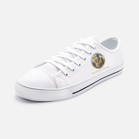 WJZZ/Unisex Low Top Canvas Shoes