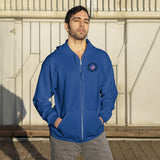 America'sAnchorman/Unisex Zip Up Hoodie
