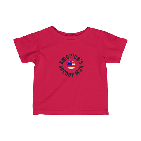 America'sAnchorman/Infant Fine Jersey Tee