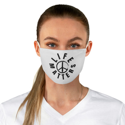LifeMatters/Fabric Face Mask