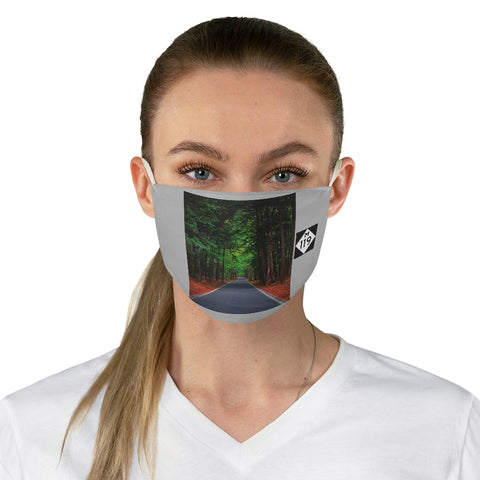 TunnelofTrees/Fabric Face Mask