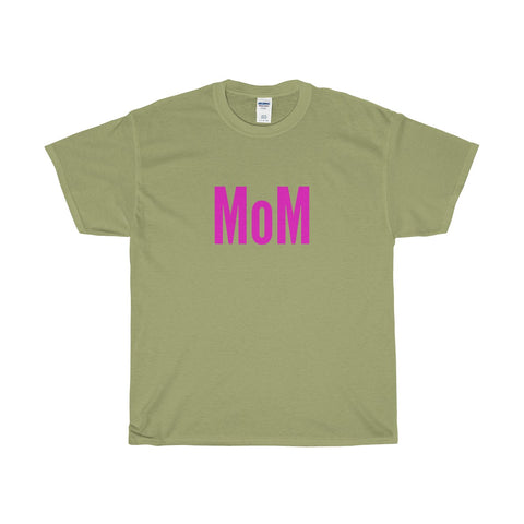 World According to / Mom / Unisex Heavy Cotton Tee