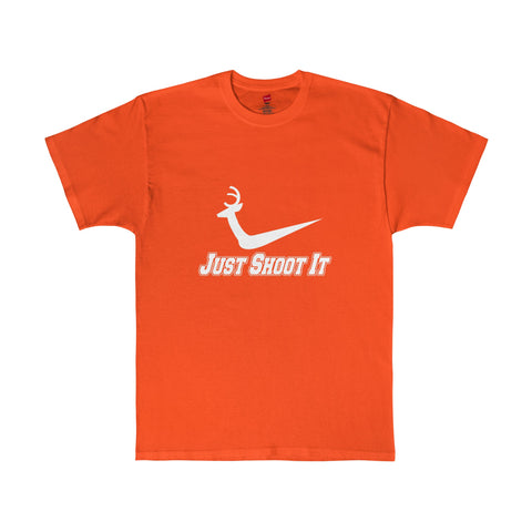 DEER HUNTING / 365design/justshootit/Tagless T-Shirt/ - Retro Guy Apparel