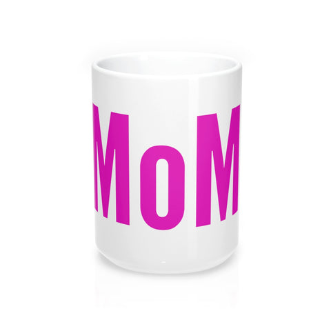 MoM / Mug 15oz - Retro Guy Apparel