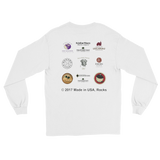 WINERIES/t.c.white/Long Sleeve T-Shirt - Retro Guy Apparel