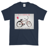 BEAUTIFULRIDE/Short-Sleeve T-Shirt - Retro Guy Apparel