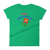 PUREIMAGINATION/poppy/Women's short sleeve t-shirt - Retro Guy Apparel