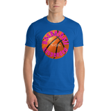 Basketball/Short-Sleeve T-Shirt - Retro Guy Apparel