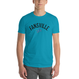 Fansville/Lion/Short-Sleeve T-Shirt - Retro Guy Apparel