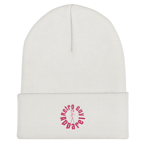 RetroGuyLogo/Cuffed Beanie - Retro Guy Apparel