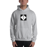 WoodwardAve./Detroit/Hooded Sweatshirt