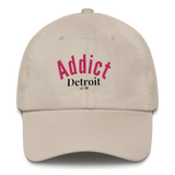 Addict/Detroit/Cotton Cap - Retro Guy Apparel