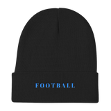 Football / Knit Beanie - Retro Guy Apparel