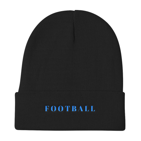 Football / Knit Beanie