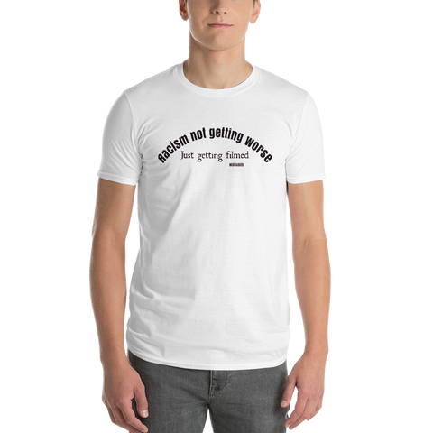 Racism/Short-Sleeve T-Shirt