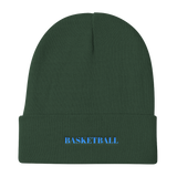 Basketball / Knit Beanie