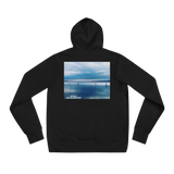 Just a Moment/front-back/Unisex hoodie