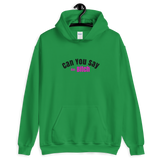 CanYouBitch/Hooded Sweatshirt - Retro Guy Apparel