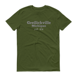 Greilickville / Short-Sleeve T-Shirt - Retro Guy Apparel