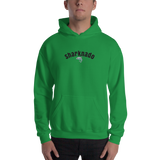 Sharknado/Hooded Sweatshirt - Retro Guy Apparel