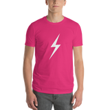 Lightning Bolt / Short-Sleeve T-Shirt - Retro Guy Apparel
