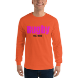 Rugby/Long Sleeve T-Shirt - Retro Guy Apparel