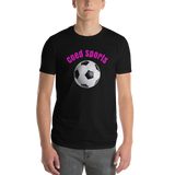 Coed Sports/Soccer/Short-Sleeve T-Shirt - Retro Guy Apparel