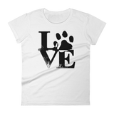 Love / Women's short sleeve t-shirt-365ts+ - Retro Guy Apparel