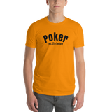 Poker / Short-Sleeve T-Shirt - Retro Guy Apparel