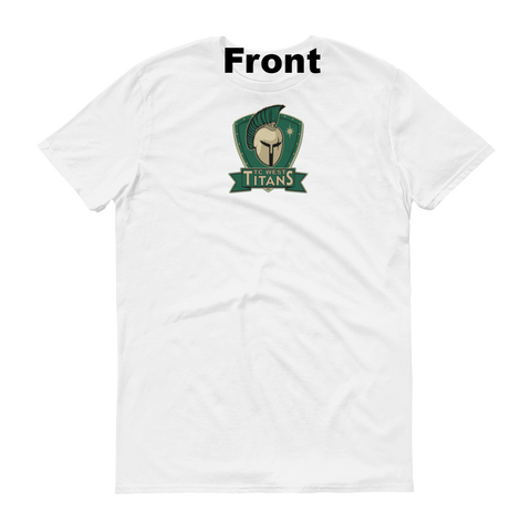 Traverse City High School / Hockey / Short sleeve t-shirt - Retro Guy Apparel