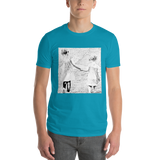 TheGirls/Short-Sleeve T-Shirt - Retro Guy Apparel