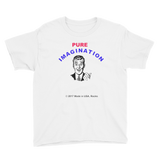 PUREIMAGINATION/RETROGUY/Youth Short Sleeve T-Shirt/FP - Retro Guy Apparel