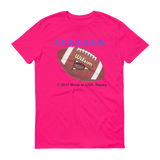COLLEGE / Football / Short sleeve t-shirt - Retro Guy Apparel