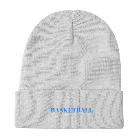 Basketball / Beanie / Retro Guy Apparel