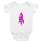 Rocket Ship / Infant Bodysuit - Retro Guy Apparel