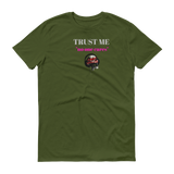 Trust Me / parody / addict apparel / Short-Sleeve T-Shirt - Retro Guy Apparel