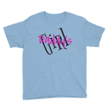 Daddy's Girl / Youth Short Sleeve T-Shirt - Retro Guy Apparel