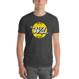 W4 / Detroit / Short-Sleeve T-Shirt - Retro Guy Apparel