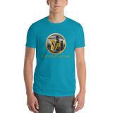 Wjzz/ city/Short-Sleeve T-Shirt - Retro Guy Apparel