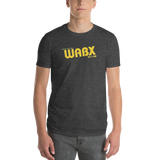 WABX /Detroit / Short-Sleeve T-Shirt - Retro Guy Apparel