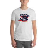 WABX / Air Ace / Detroit / Short-Sleeve T-Shirt - Retro Guy Apparel