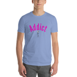 Addict/Retro Guy/Short-Sleeve T-Shirt - Retro Guy Apparel