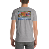 Grande Ballroom / Detroit / front-back print / Short-Sleeve T-Shirt - Retro Guy Apparel