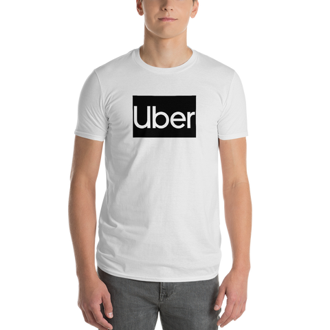 Uber Logo / Short-Sleeve T-Shirt