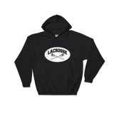 High School / Lacrosse / Hooded Sweatshirt - Retro Guy Apparel