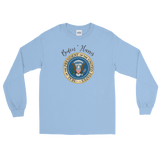 Biden-Harris/Unisex Long Sleeve Shirt/Parody