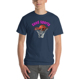 CoeddSports/Basketball/Short-Sleeve T-Shirt - Retro Guy Apparel