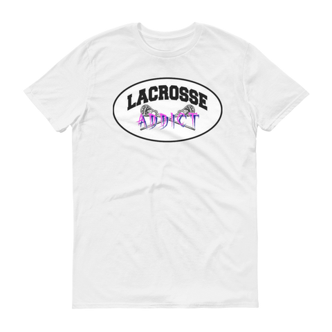 LaCrosse Tee Shirt / Addict Collection - Retro Guy Apparel